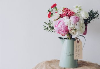 How to Step Up Your Floral Game at Home
