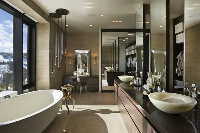 Always In Vogue Modern And Stylish Bathroom Ideas Luvmihome